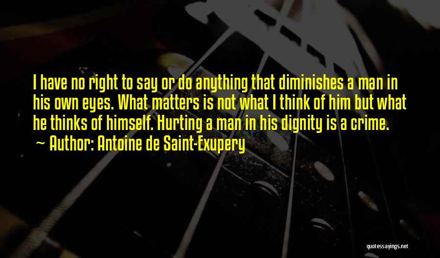 Inspirational Relationships Quotes By Antoine De Saint-Exupery