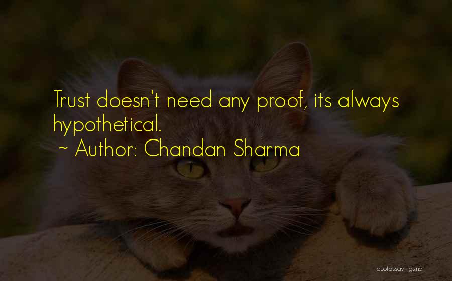 Inspirational Relationships Quotes By Chandan Sharma