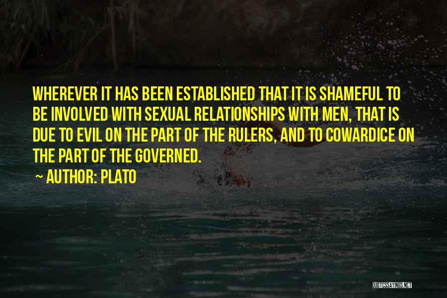 Inspirational Relationships Quotes By Plato