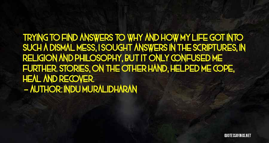 Inspirational Scriptures And Quotes By Indu Muralidharan