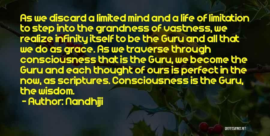 Inspirational Scriptures And Quotes By Nandhiji