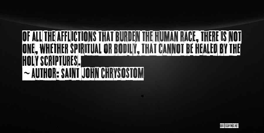 Inspirational Scriptures And Quotes By Saint John Chrysostom