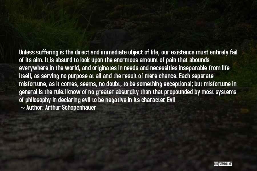 Inspirational Serving Quotes By Arthur Schopenhauer