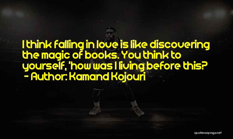 Inspirational Unity Quotes By Kamand Kojouri