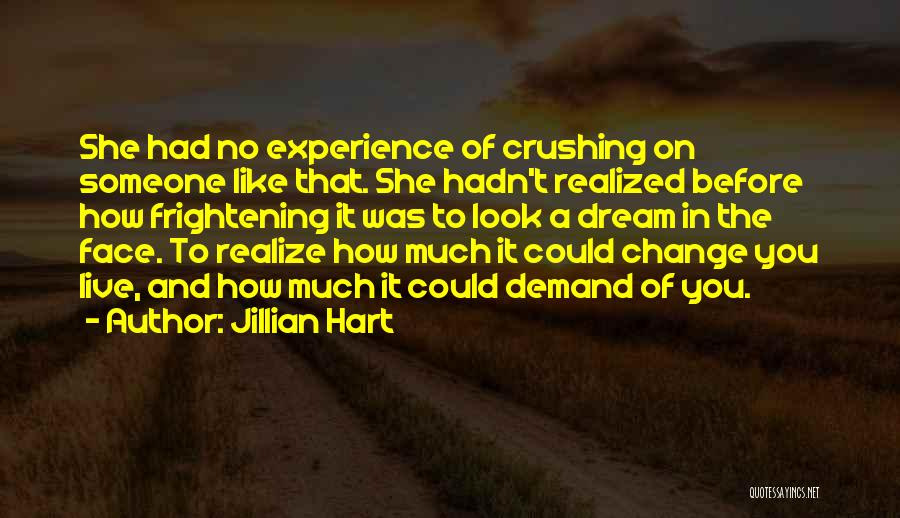 Inspired To Someone Quotes By Jillian Hart