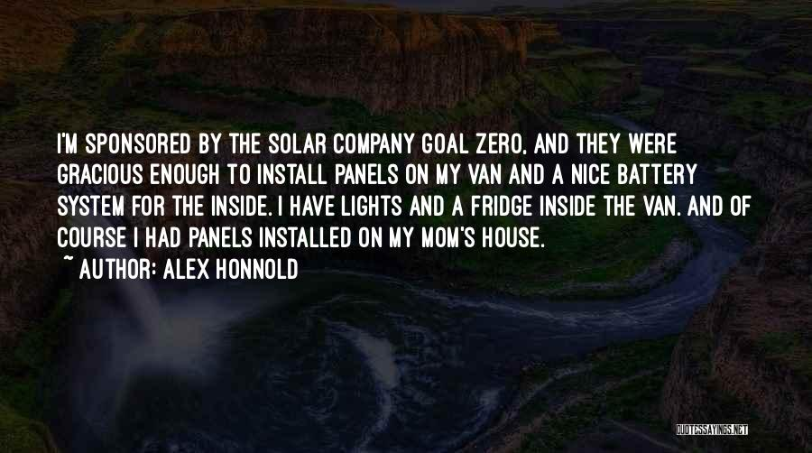 Install Quotes By Alex Honnold