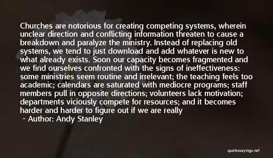 Install Quotes By Andy Stanley