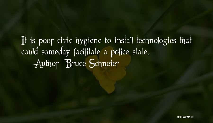 Install Quotes By Bruce Schneier