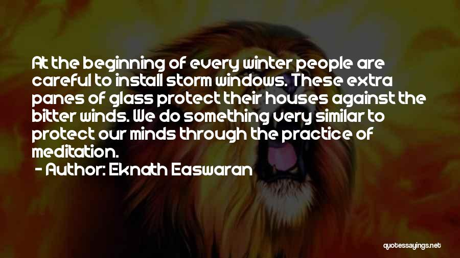 Install Quotes By Eknath Easwaran
