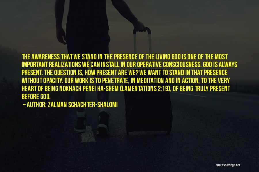 Install Quotes By Zalman Schachter-Shalomi