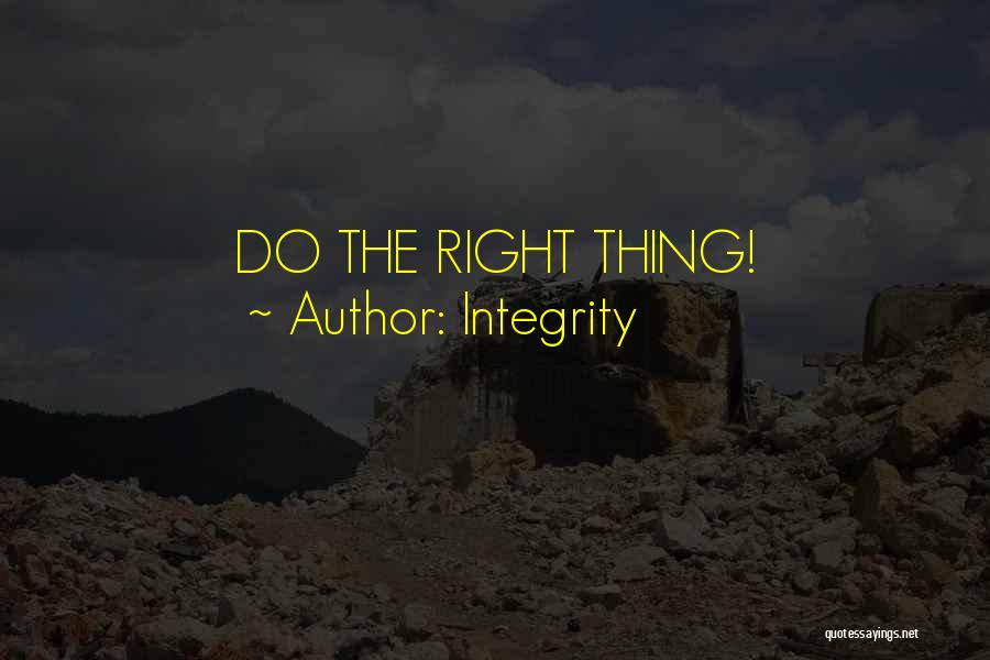 Integrity Quotes 2203838