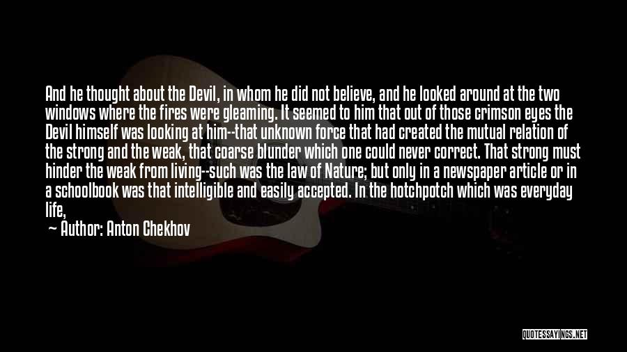 Intelligible Quotes By Anton Chekhov