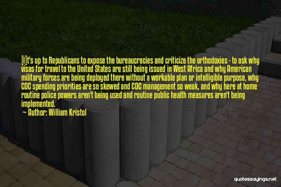 Intelligible Quotes By William Kristol