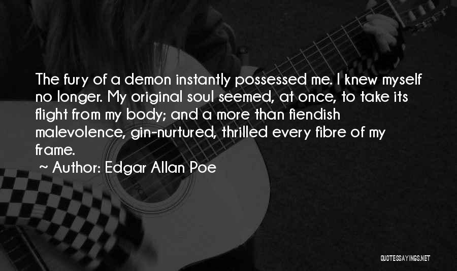 Intemperance Quotes By Edgar Allan Poe