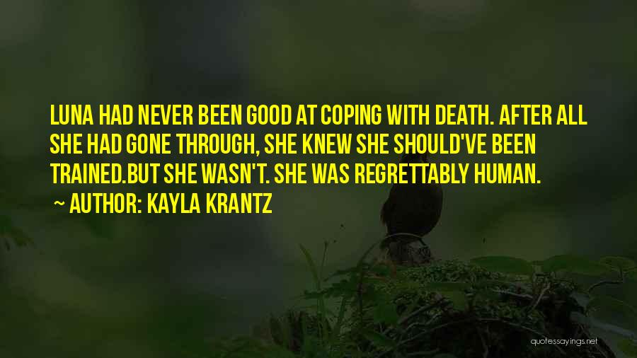 Intense Emotions Quotes By Kayla Krantz