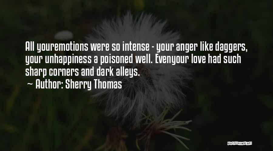 Intense Emotions Quotes By Sherry Thomas