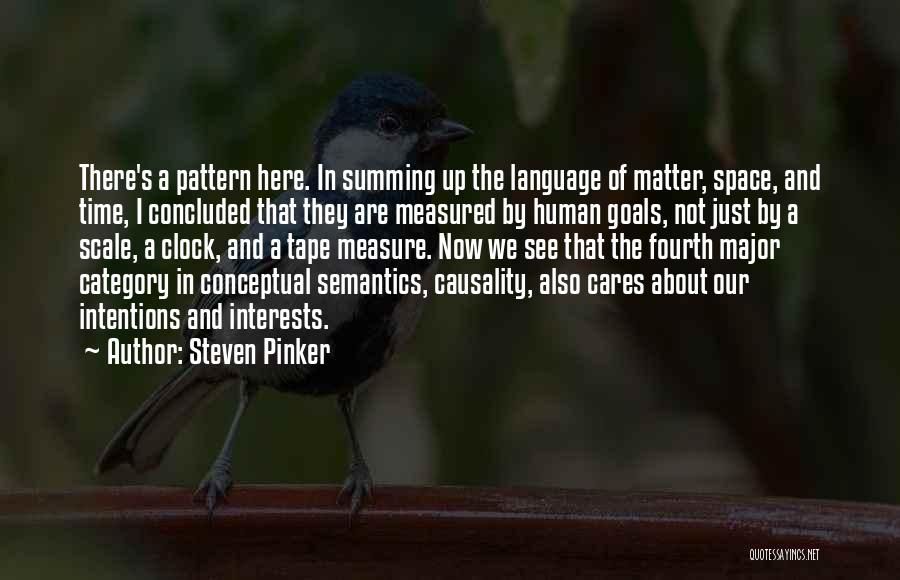 Intentions Quotes By Steven Pinker