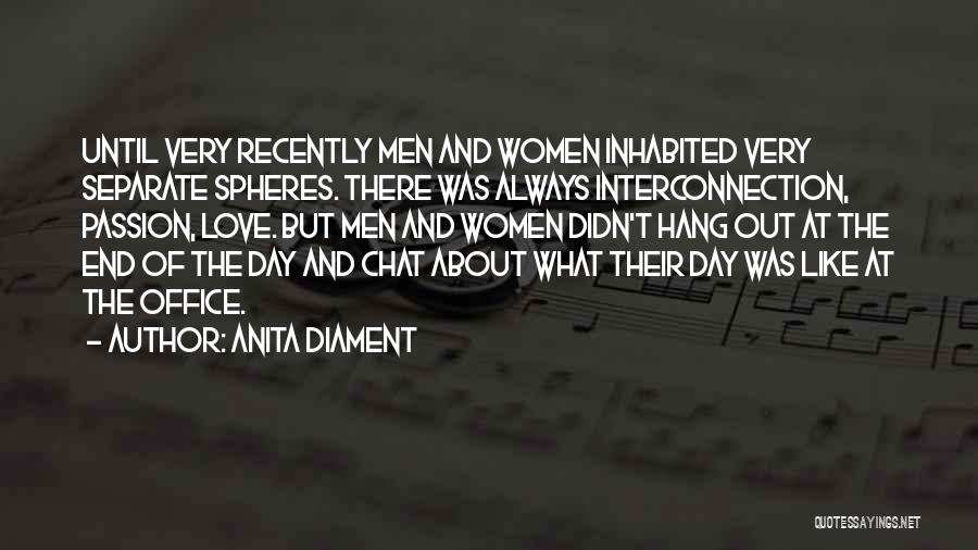 Interconnection Quotes By Anita Diament