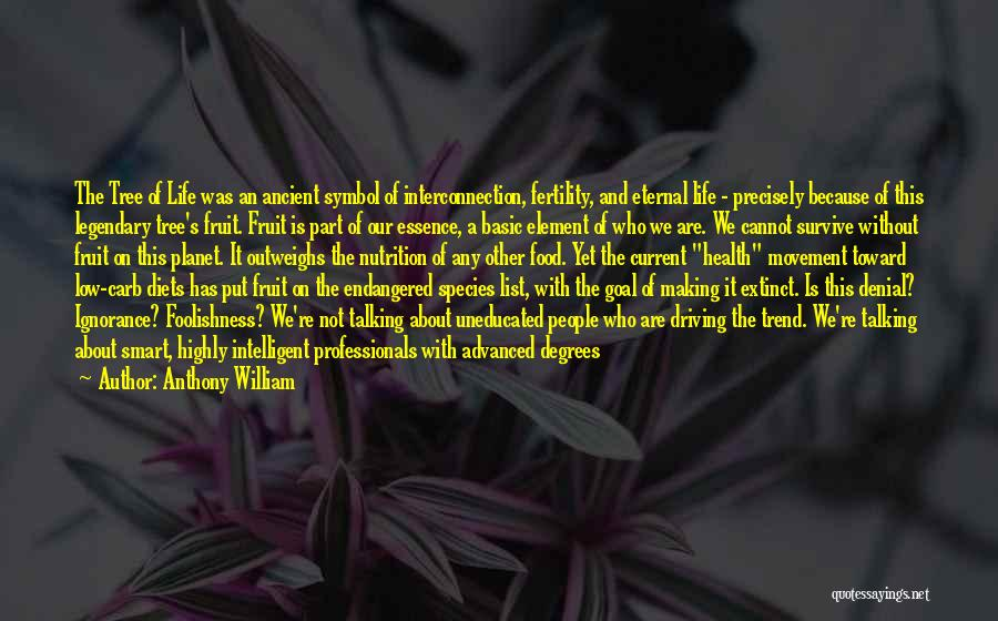 Interconnection Quotes By Anthony William