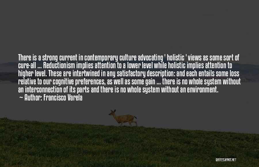 Interconnection Quotes By Francisco Varela