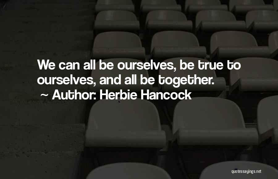 Interconnection Quotes By Herbie Hancock