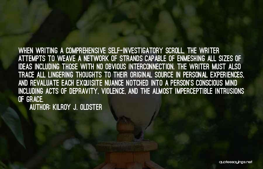 Interconnection Quotes By Kilroy J. Oldster