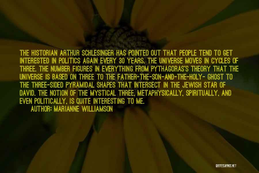 Interested In Politics Quotes By Marianne Williamson