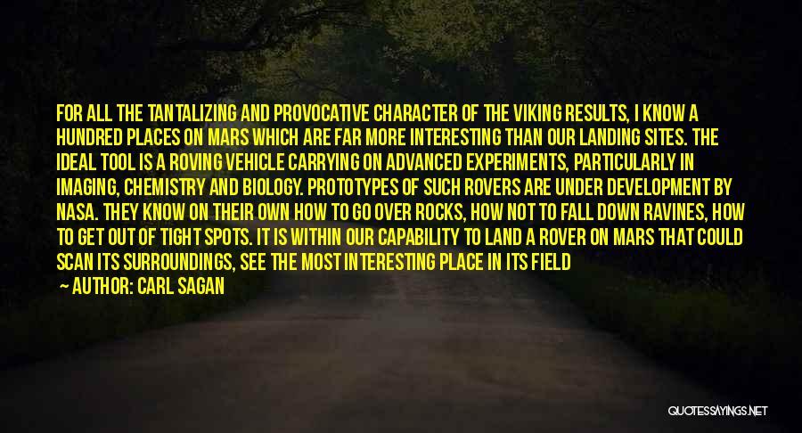 Interesting Day Quotes By Carl Sagan