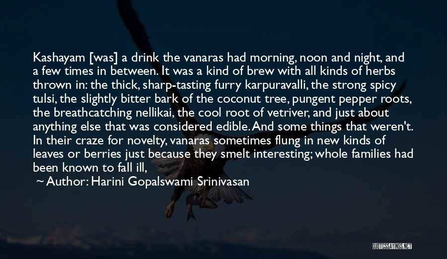 Interesting Day Quotes By Harini Gopalswami Srinivasan