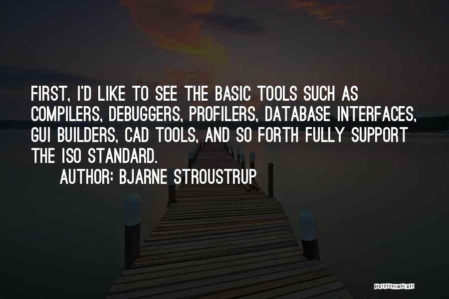 Interfaces Quotes By Bjarne Stroustrup