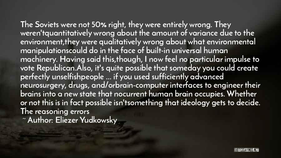 Interfaces Quotes By Eliezer Yudkowsky