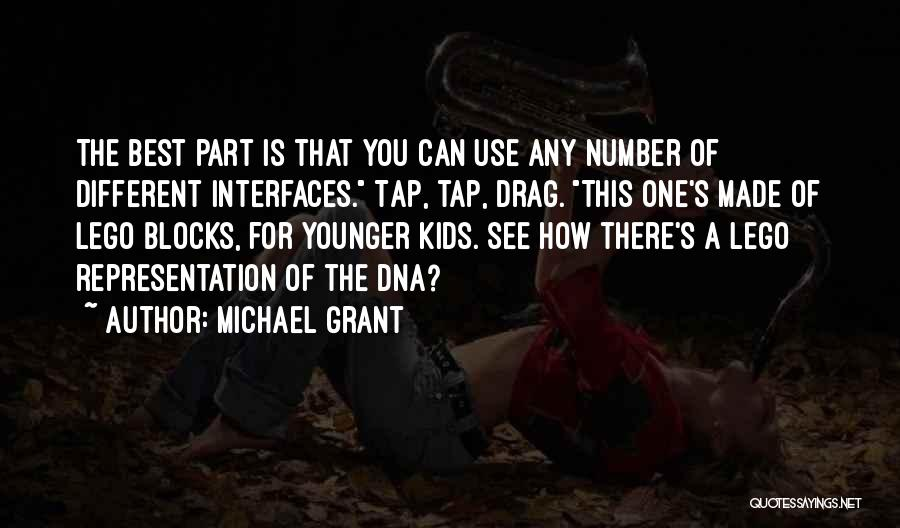 Interfaces Quotes By Michael Grant
