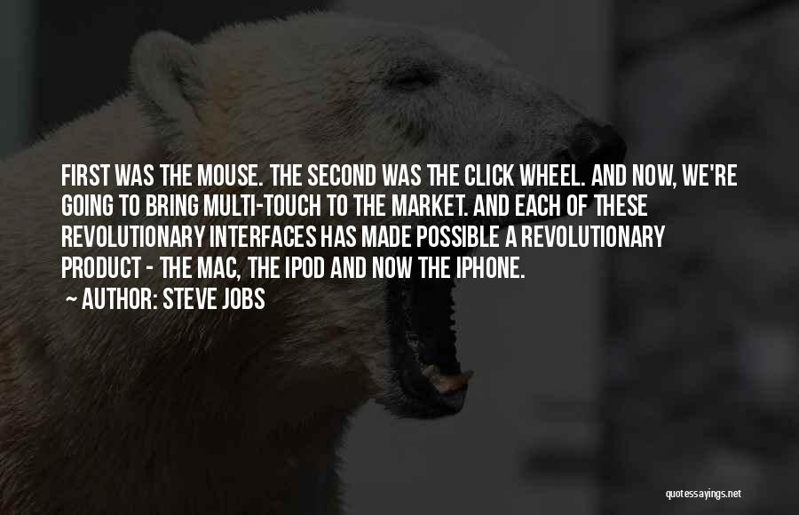 Interfaces Quotes By Steve Jobs