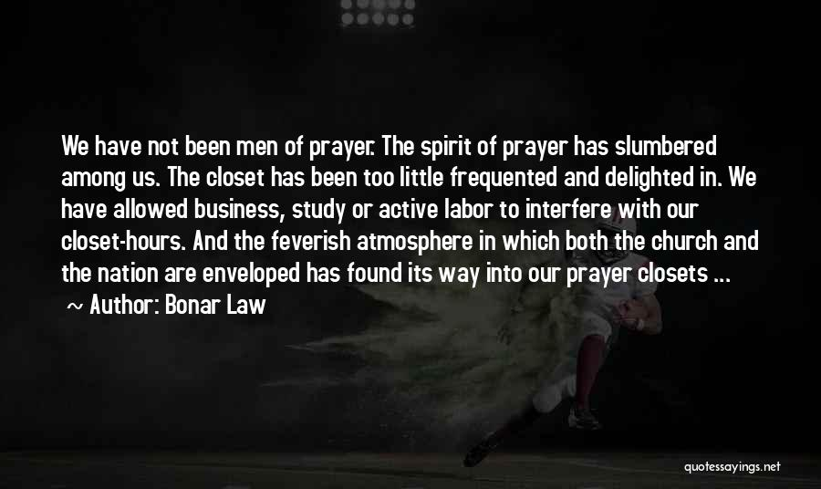 Interfere Quotes By Bonar Law