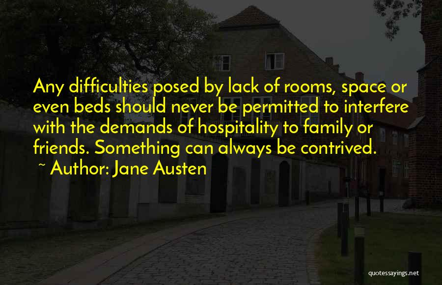 Interfere Quotes By Jane Austen