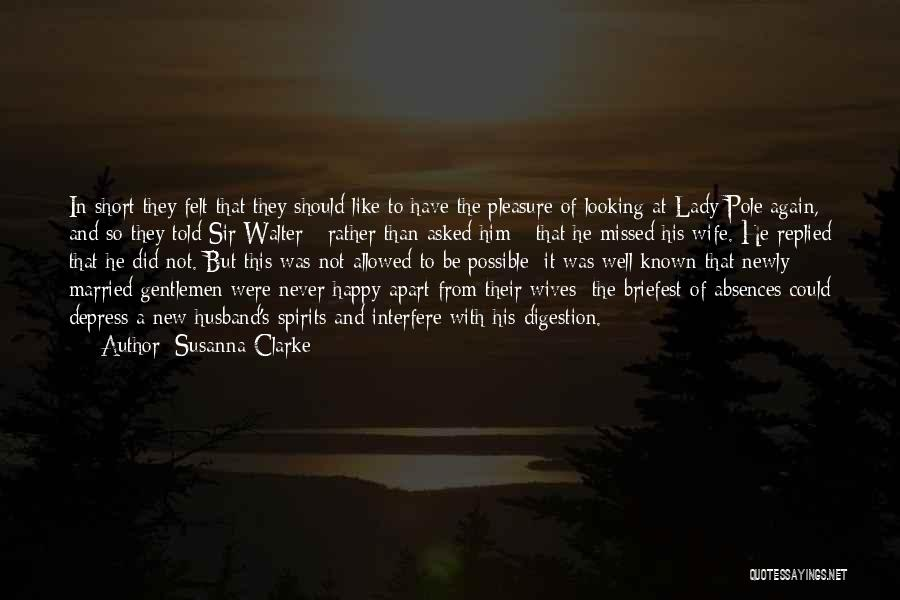 Interfere Quotes By Susanna Clarke