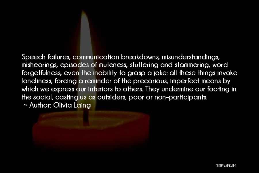 Interiors Quotes By Olivia Laing