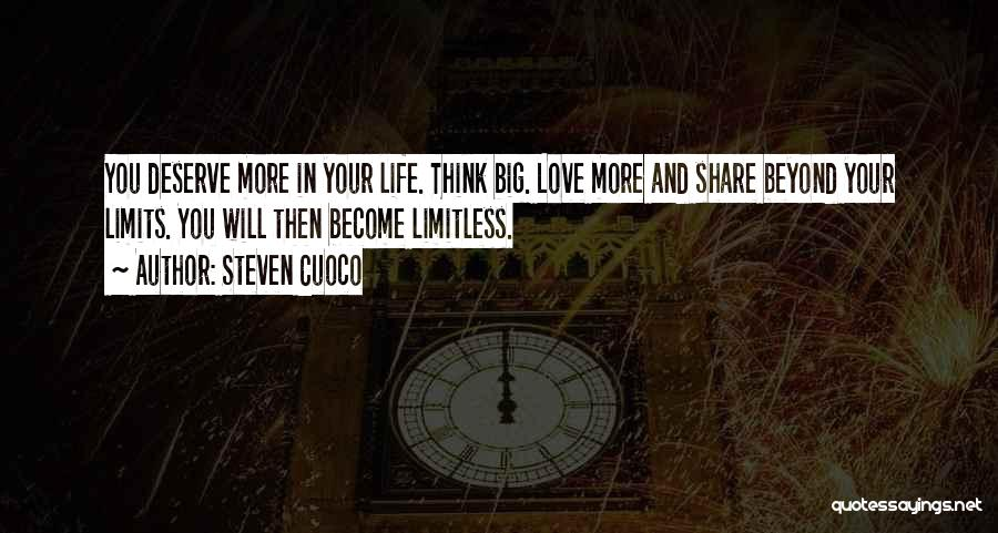 International Love Quotes By Steven Cuoco
