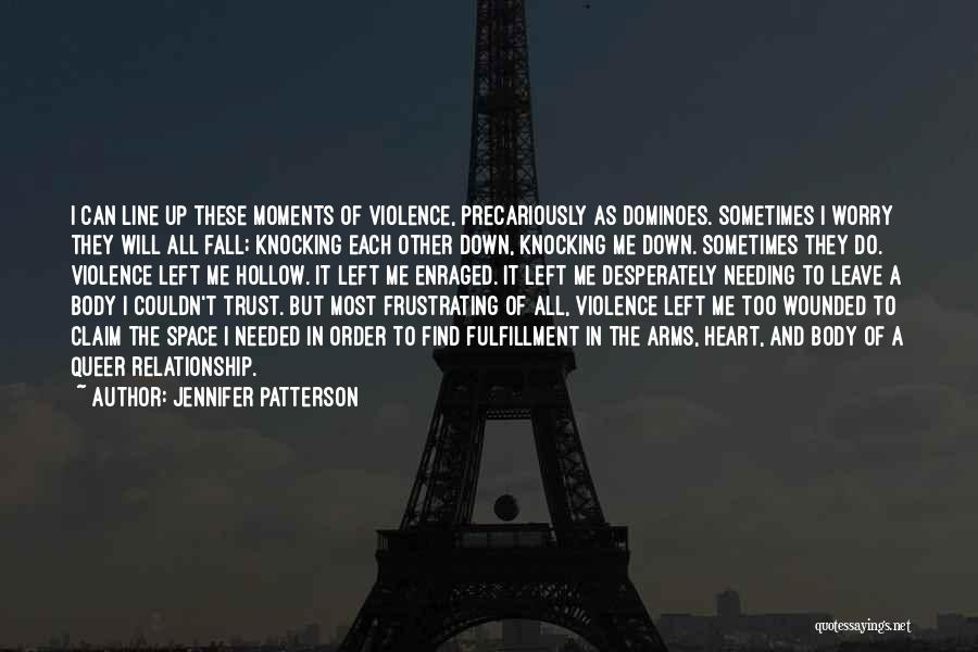 Intersectionality Quotes By Jennifer Patterson