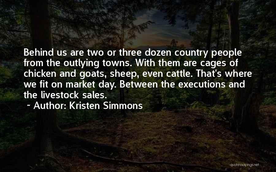 Intersectionality Quotes By Kristen Simmons