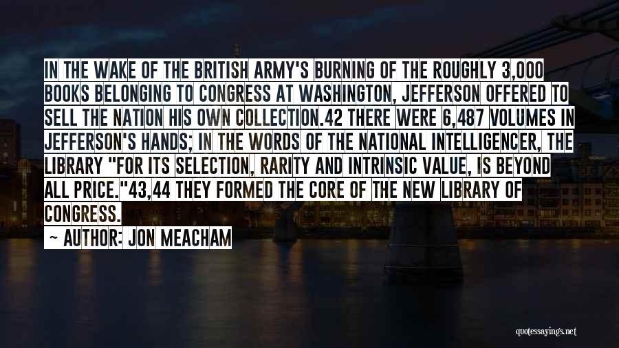 Intrinsic Value Quotes By Jon Meacham