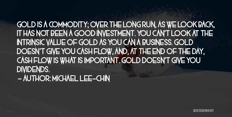 Intrinsic Value Quotes By Michael Lee-Chin