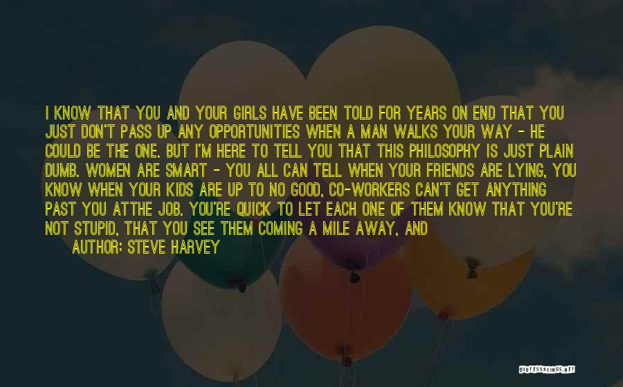 Intuition And Relationships Quotes By Steve Harvey