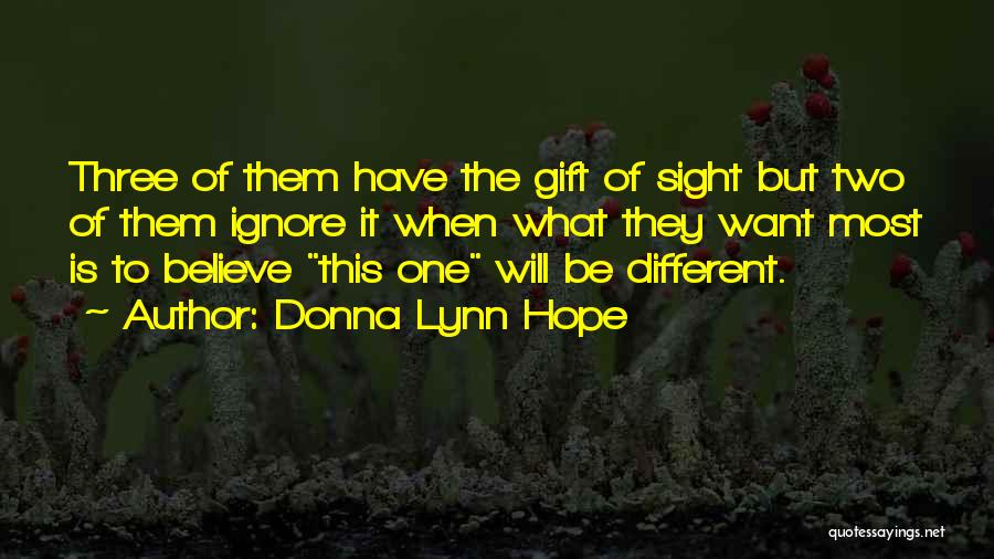 Intuitive Quotes By Donna Lynn Hope