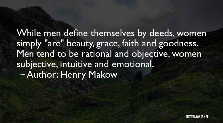 Intuitive Quotes By Henry Makow
