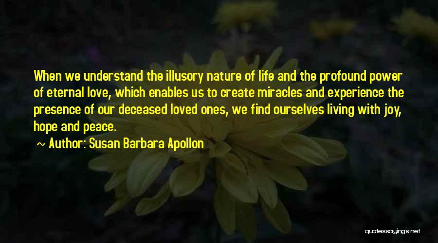 Intuitive Quotes By Susan Barbara Apollon