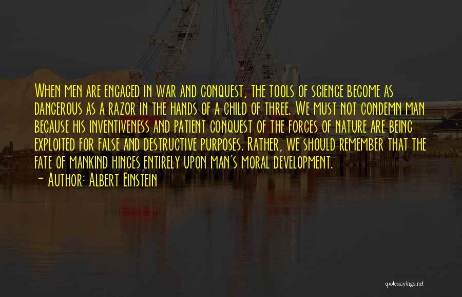 Inventiveness Quotes By Albert Einstein