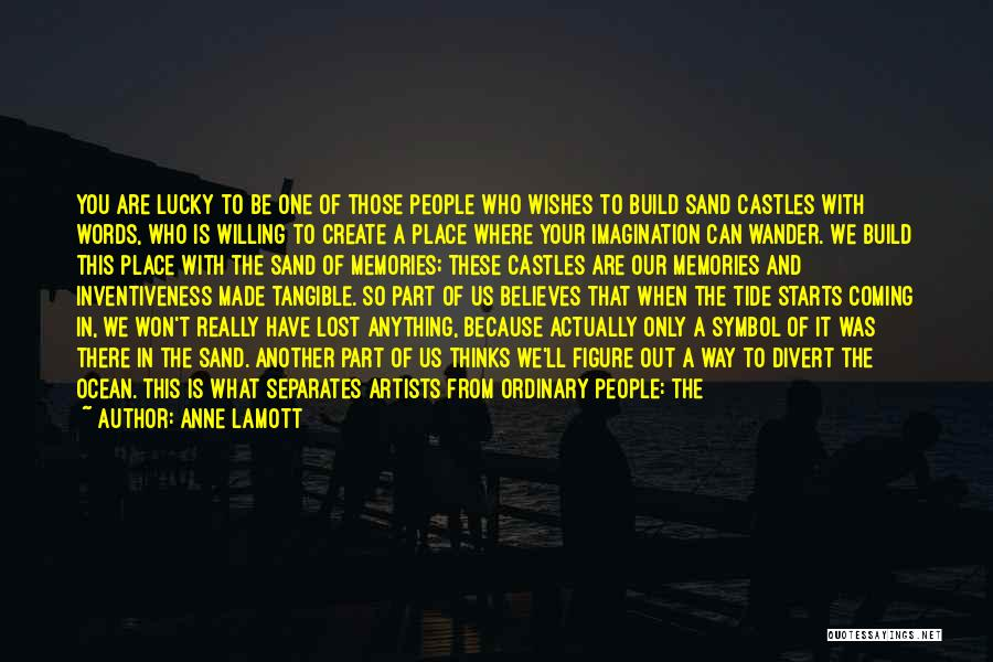 Inventiveness Quotes By Anne Lamott