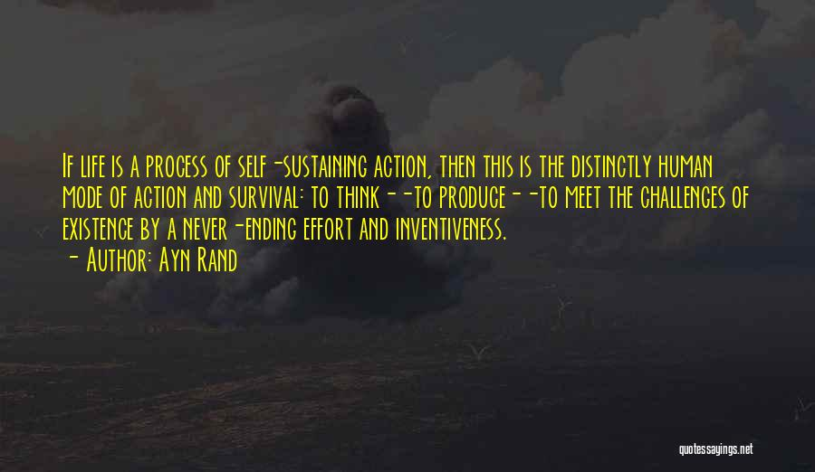 Inventiveness Quotes By Ayn Rand