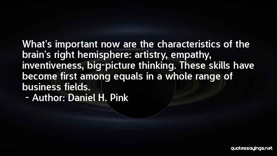 Inventiveness Quotes By Daniel H. Pink